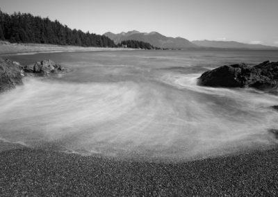 Beach on Nootka Island