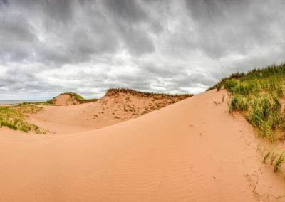Sand Dunes on Prince Edward Island