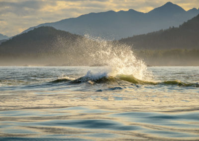 Wave in Nootka Sound